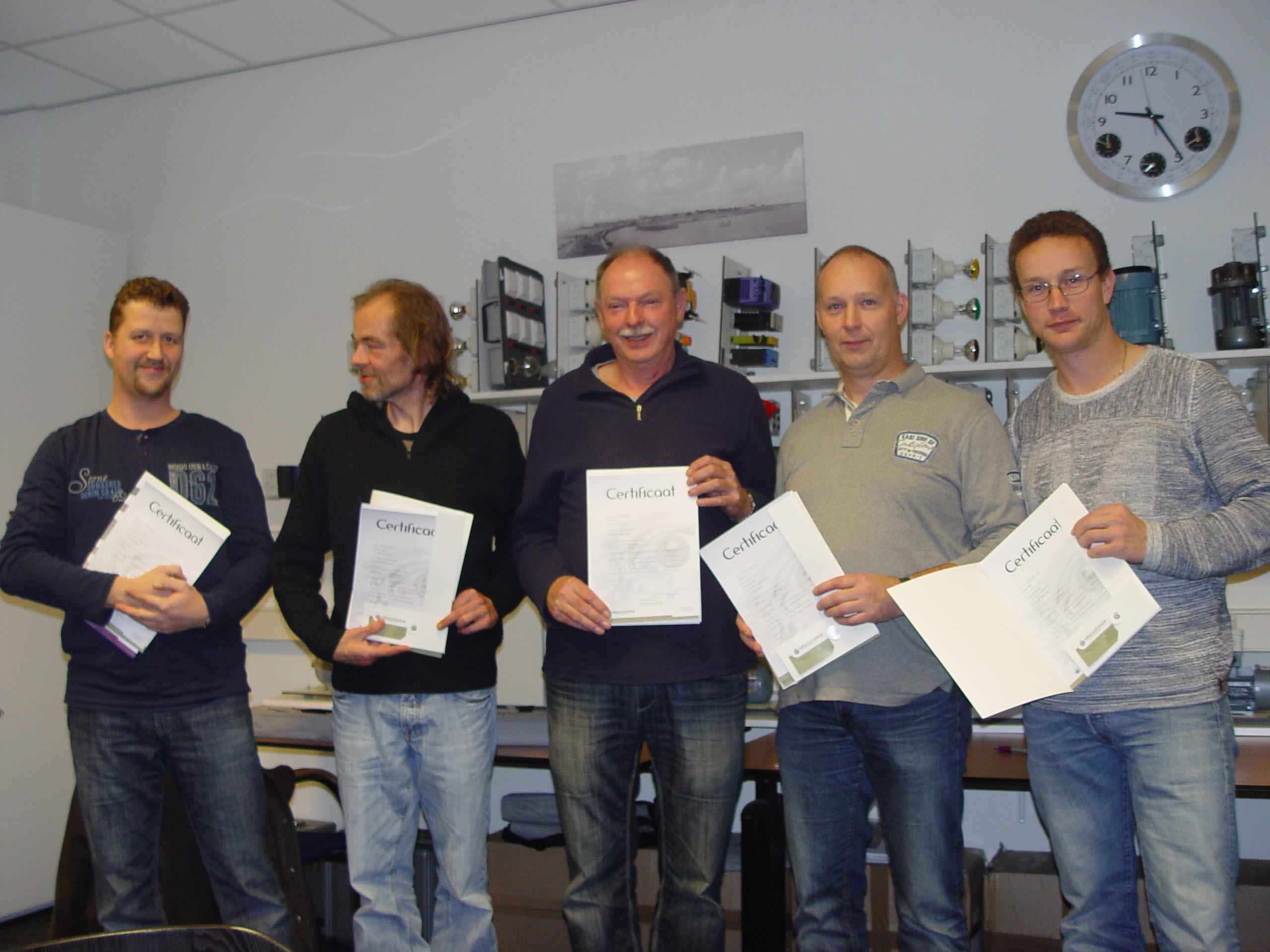 Sijbrand Seine Workshops Elektrotechniek